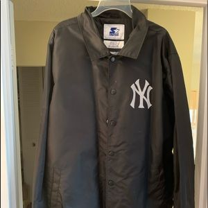 Ny Yankees reflective windbreaker